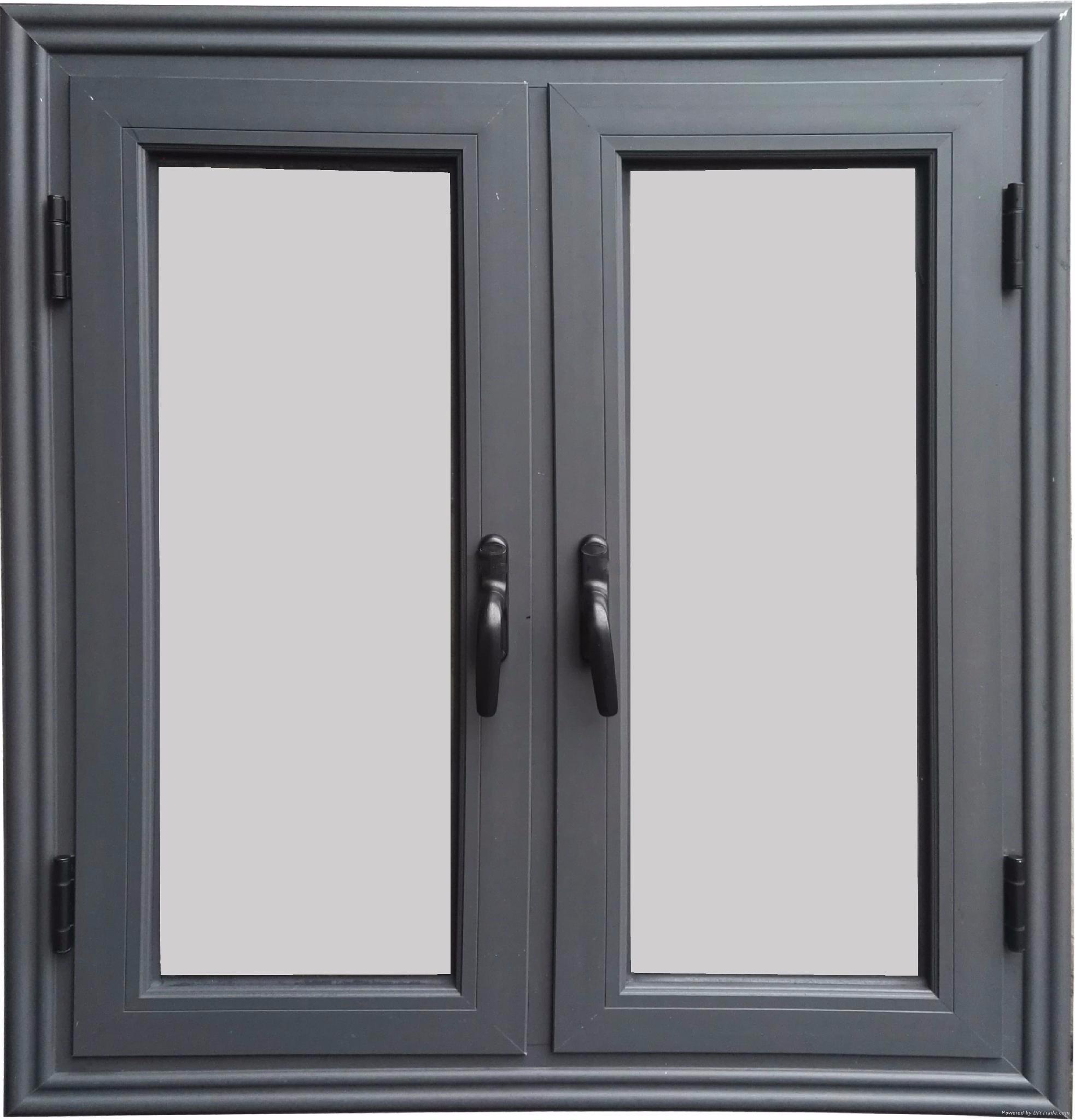 Double Glazed Windows / Windows and Doors / Commercial Aluminium Window Casement