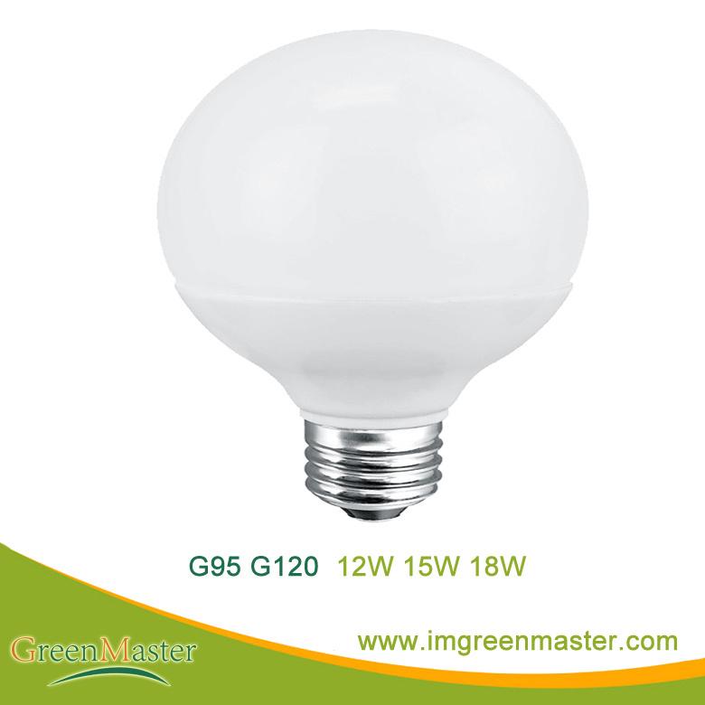 12W 15W 18W Plastic Aluminum LED Bulb