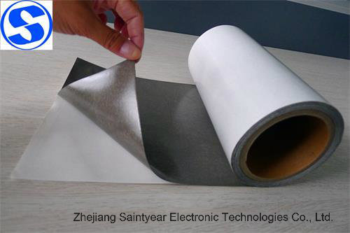 Double Sides Plain Weave Conductive Fabric Tape