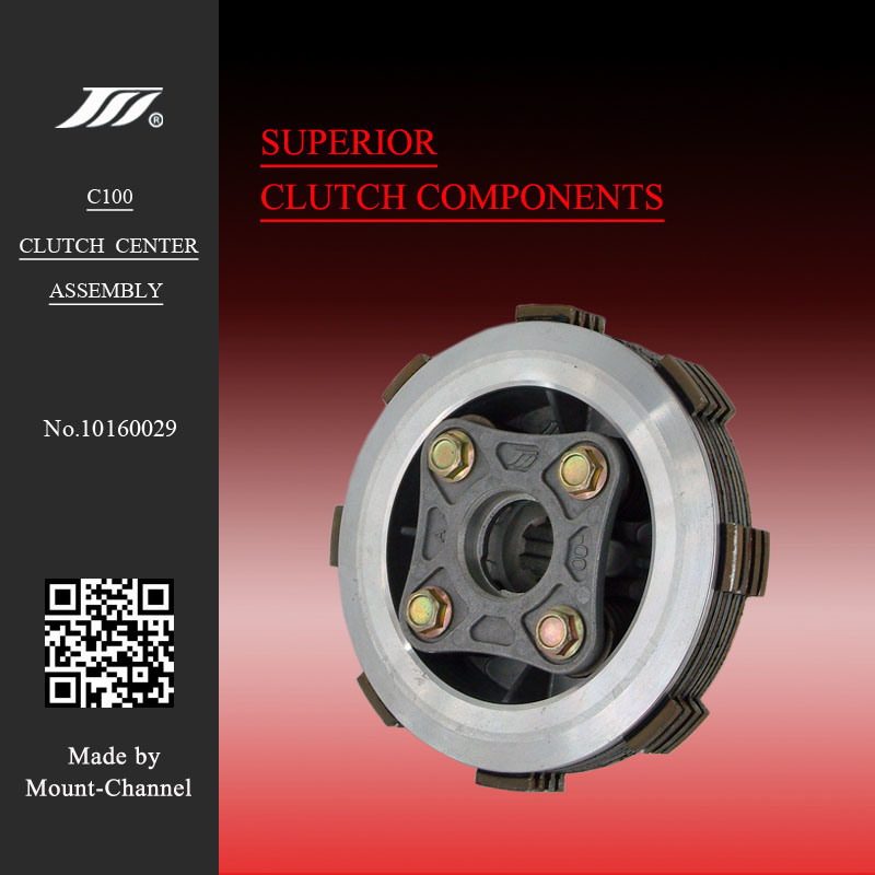 High Efficiency C100/Ex5 Clutch Assembly for Honda