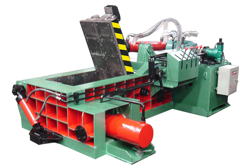 Hydraulic Metal Scrap Baler- (YDF-100A)