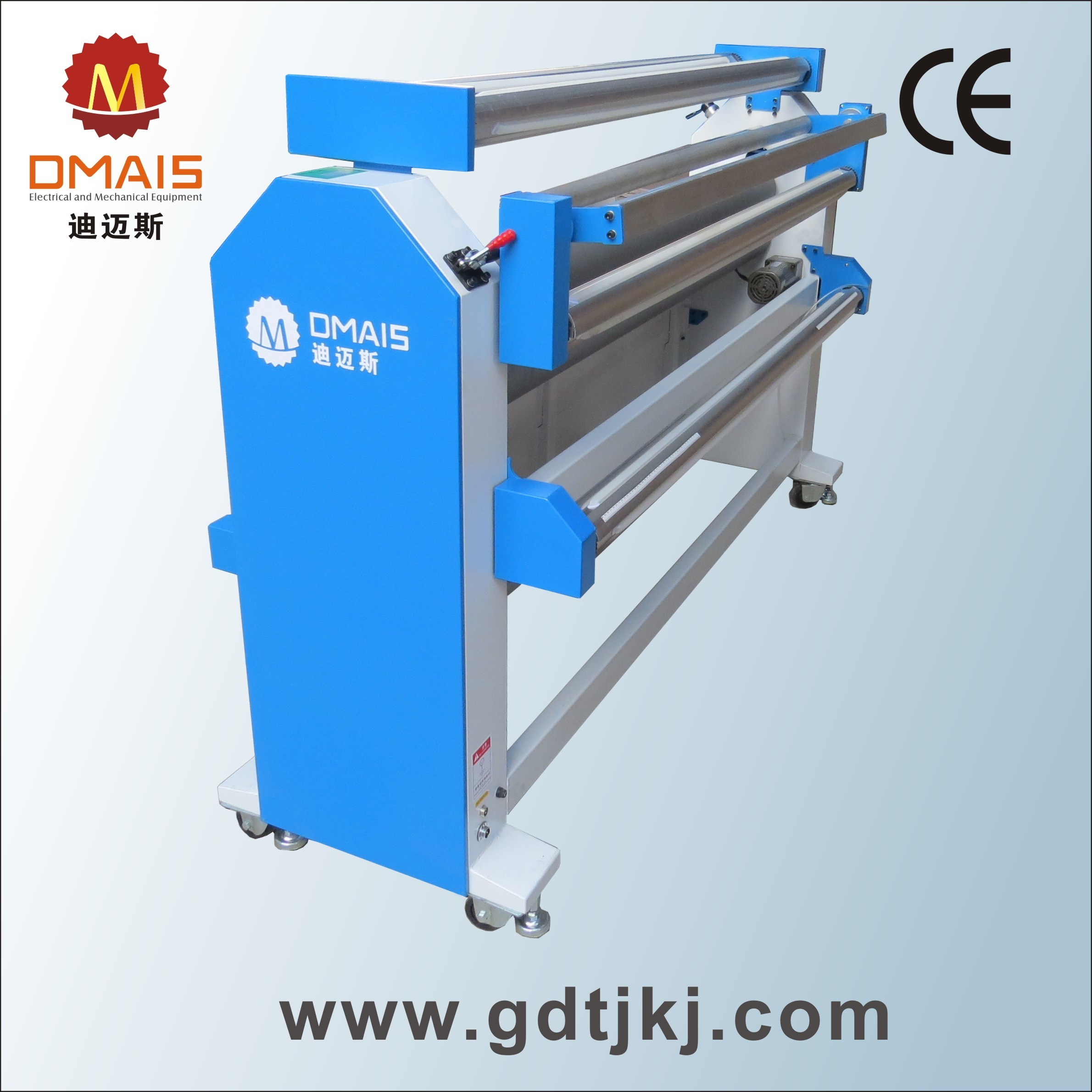 """Dmais 1.6m (63"""") Wide Format Laminator with Cutting"""