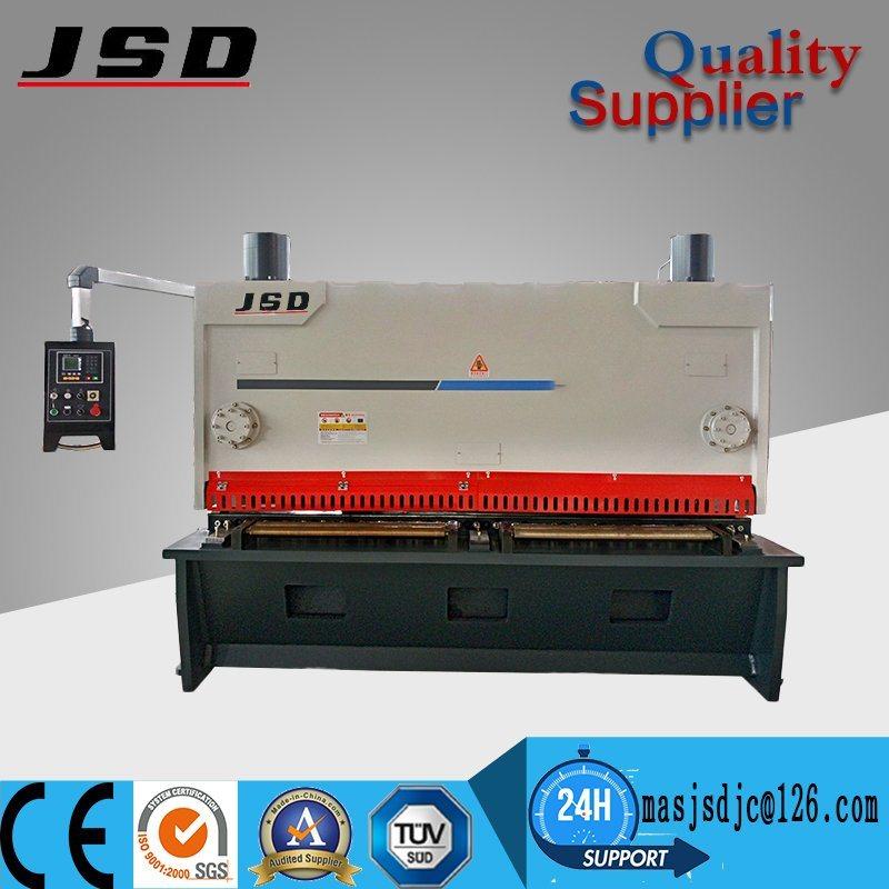 Jsd 40mm Guillotine Metal Shearing Machine From China Manufacturer