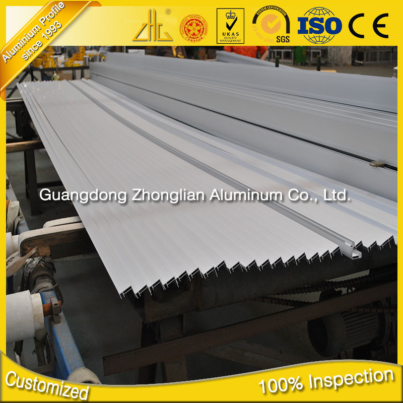 China Factory Manufacture Custom Aluminium Solar Frame for Solar Panel