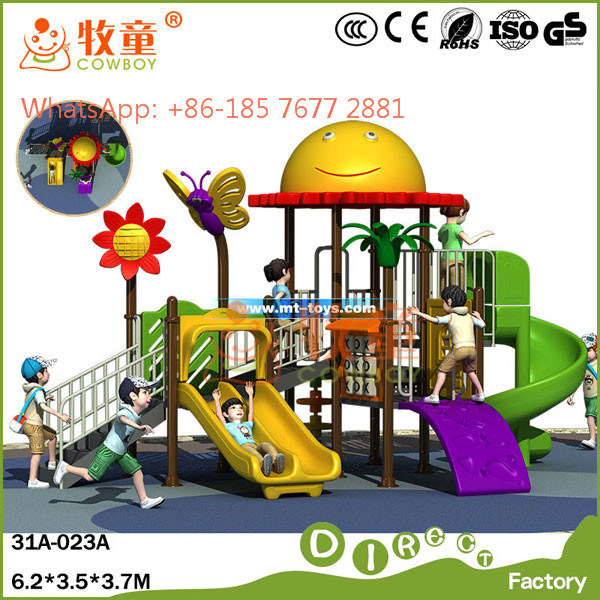 Outdoor Equipment for Amusement Park (MT/WOP-046B)