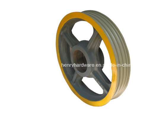 Customized Elevator Pulley, Lift Pulley, Elevator Sheave Pulley, Lift Sheave Pulley