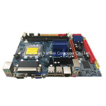 Desktop Motherboard with DDR2/4*SATA G31 LGA775