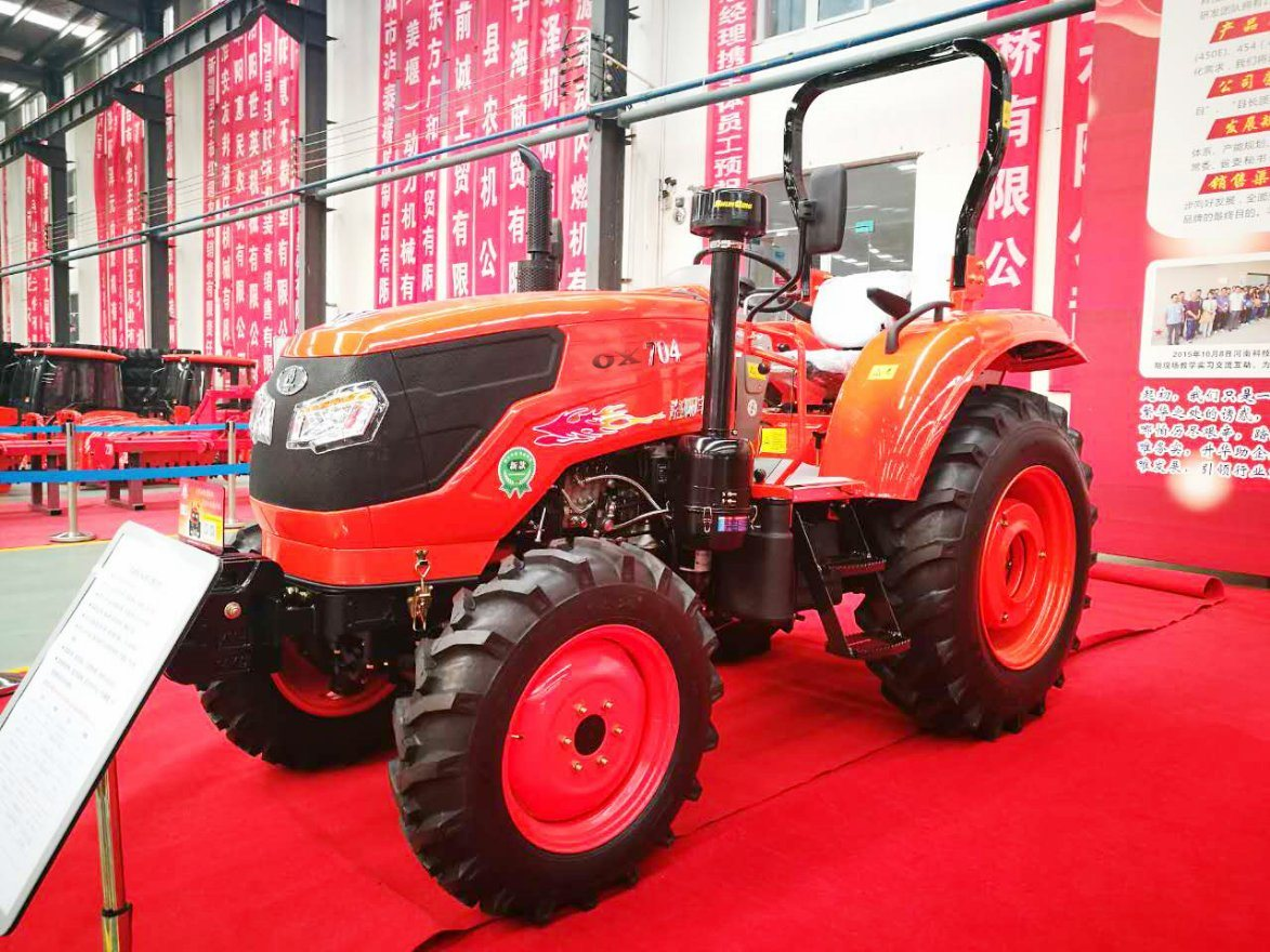 704 Wheel Tractor with Four Wheel Drving of 704 Tractor