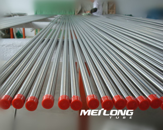 S31603 Precision Seamless Stainless Steel Instrumentation Tubing