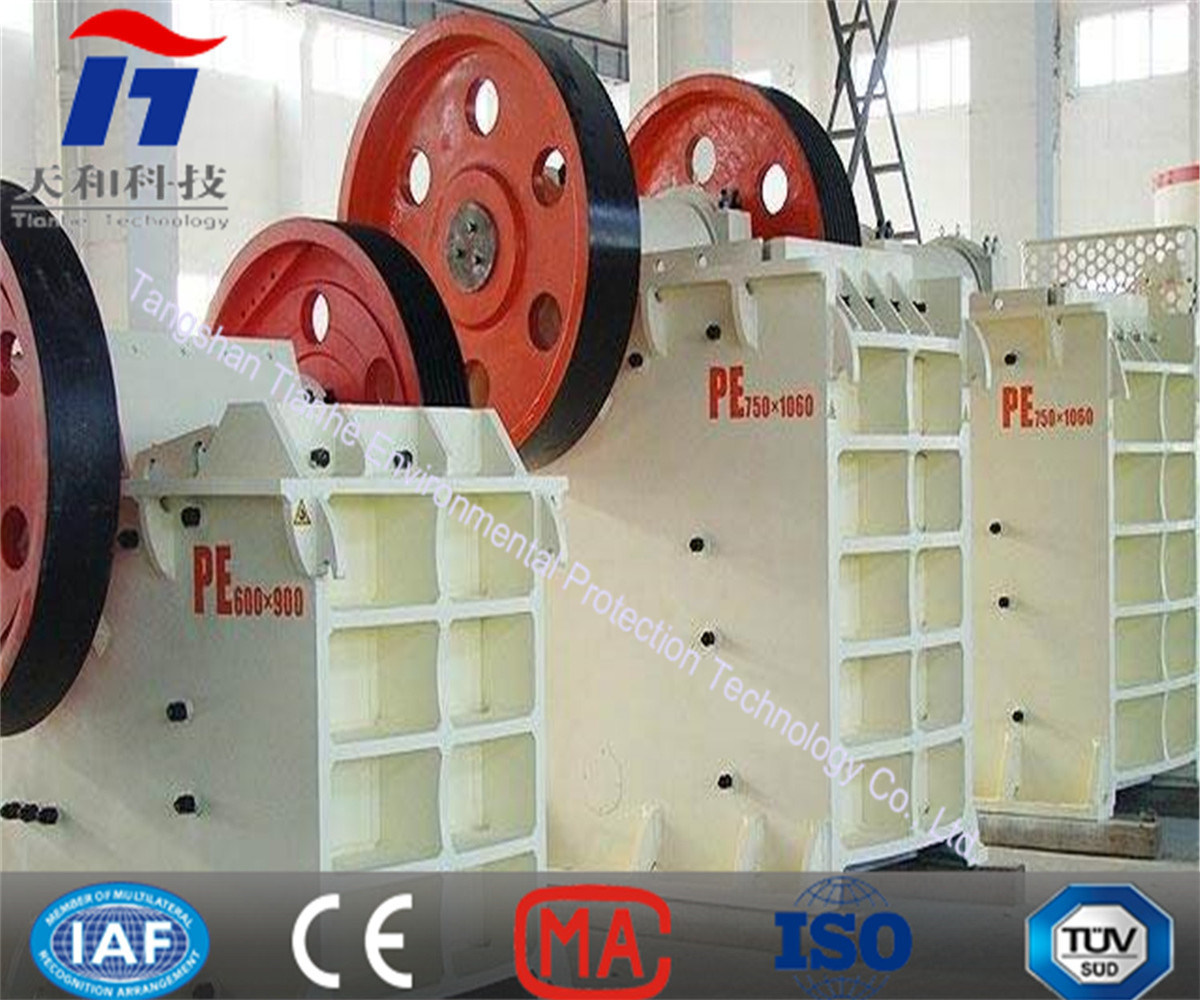 Double Roller/ Jaw Stone Crusher for Rock, Coal, Limestone, Mining