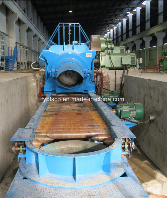 Laying Head in Hot Rolling Mill