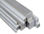 Precise Stainless Steel Square Bar