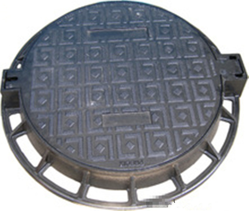 Hot Sale Ductile Cast Iron Manhole Cover