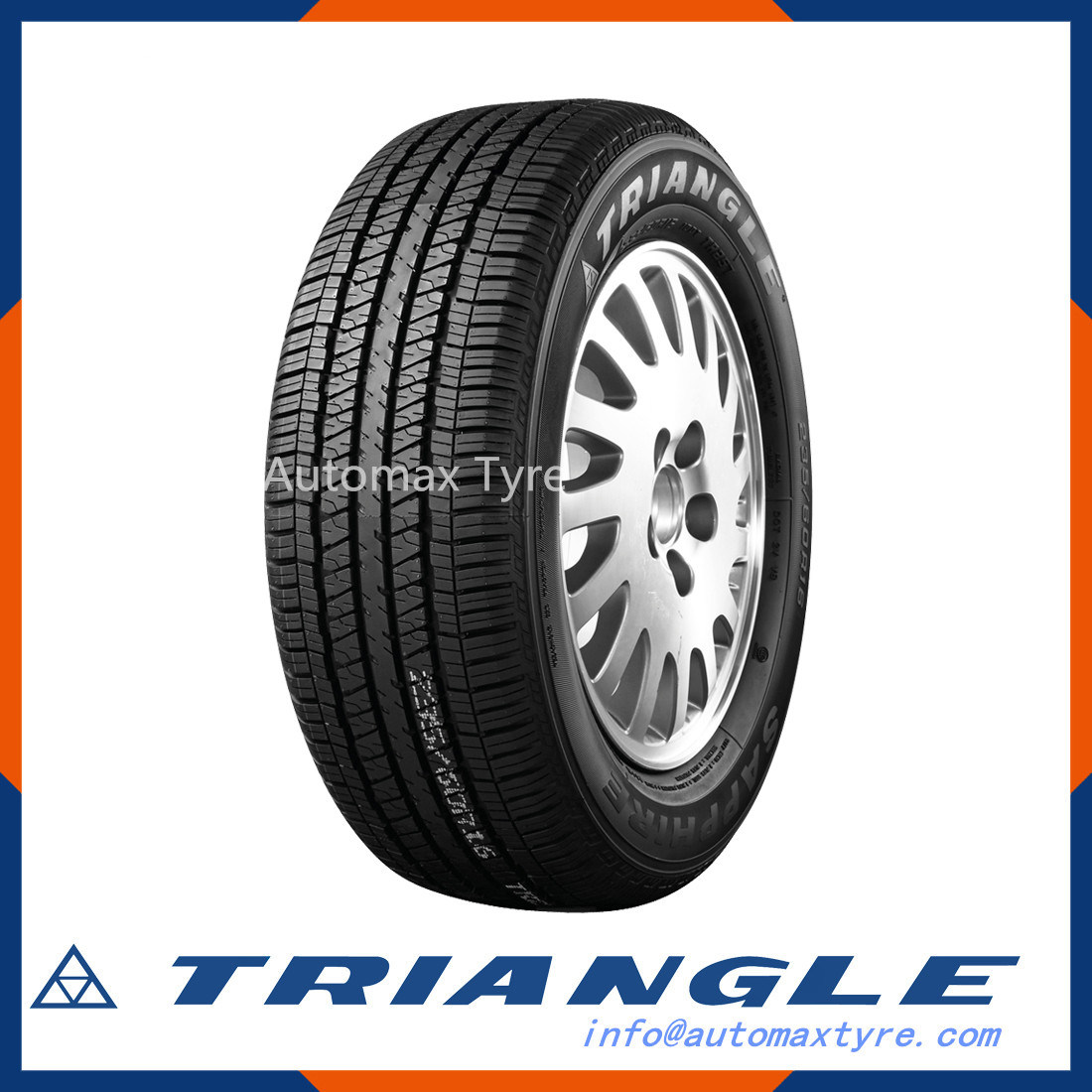 Triangle Group Highway Terrain EU label 4X4 SUV Good Quality Car Tyre
