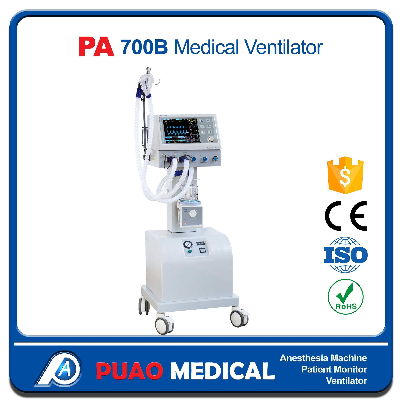 PA 700b Advanced Model Ventilator Machine