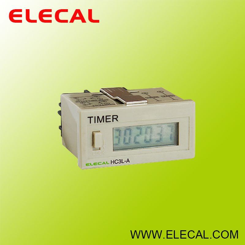 Time Relay of Electromagnetic Counter
