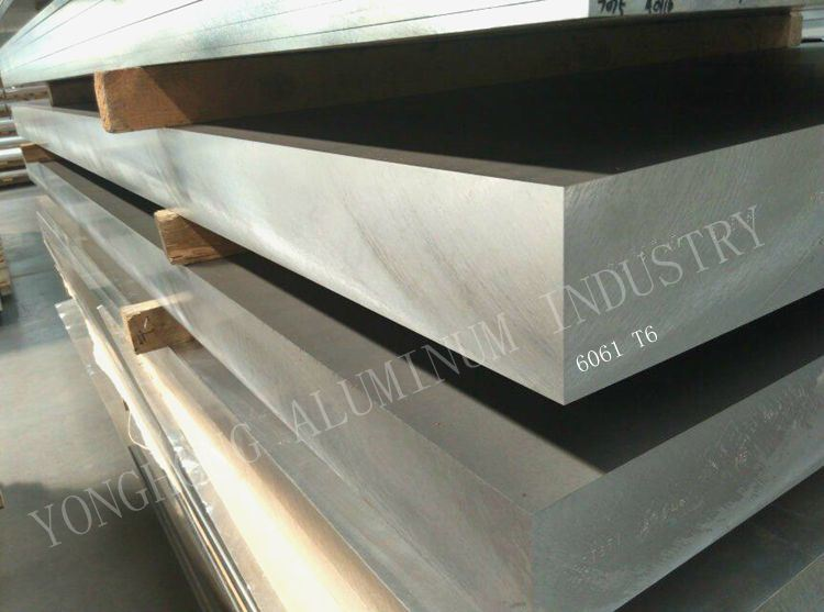Easy Processing 6063 T5/T6 Aluminum Sheet