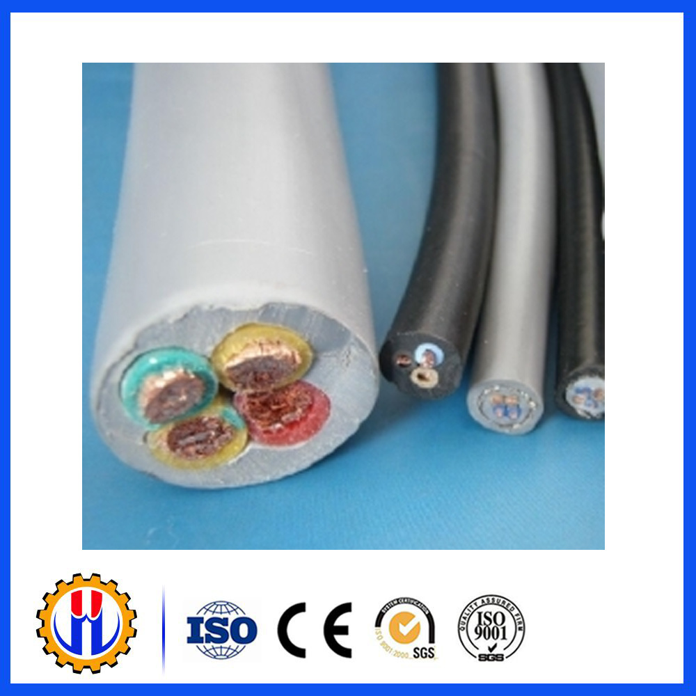 Hoist Rubber Cable for Control Cable