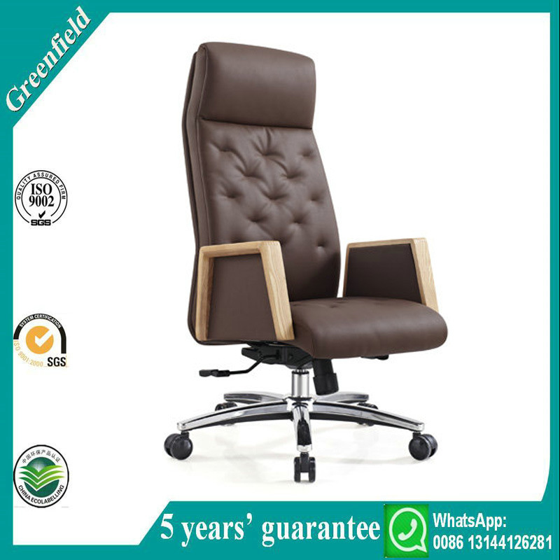 High Back Quality Leather Office Chairs