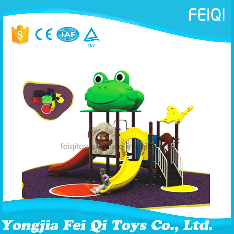 New Plastic Children Outdoor Playground Kid Toy Animal Series-Frog (FQ-YQ-01201)