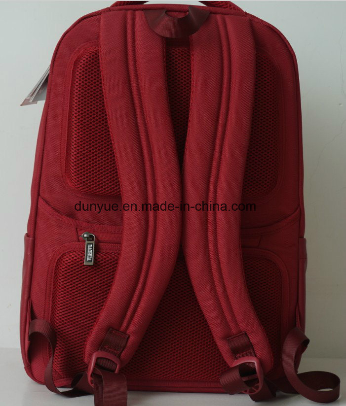 "Popular Young Design Nylon Notebook Backpack Bag, 18"" Practical Factory Make School Backpack / OEM Outdoor Travel Laptop Backpack"
