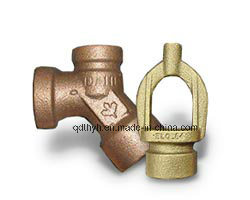 OEM Quality Brass/Bronze Metal Products with CNC Machining