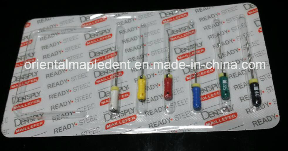 Dental Endodontic Files Lima Maillefer K/H/R Files, Dental Files
