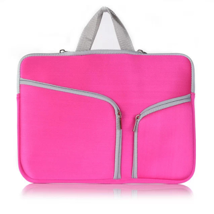 Neoprene Material Laptop Bag for MacBook (LC-CS124)