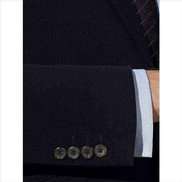 OEM Fashion Latest Design Black Suit Blazer for Men