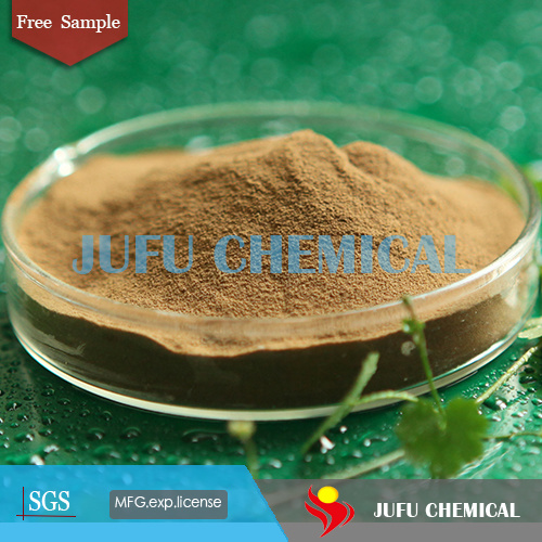 Concrete Admixture Straw Pulp Sodium Lignosulfonate Powder Used in Construction/Ceramic /Refractory Areas