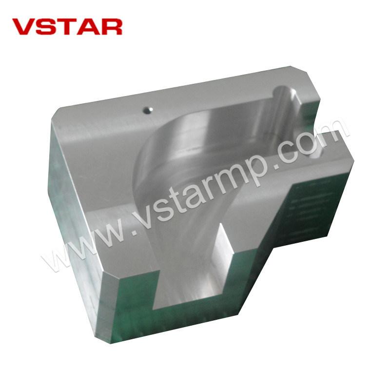 High Precision Aluminum CNC Machining Parts Auto Part Spare Part Welcoem OEM