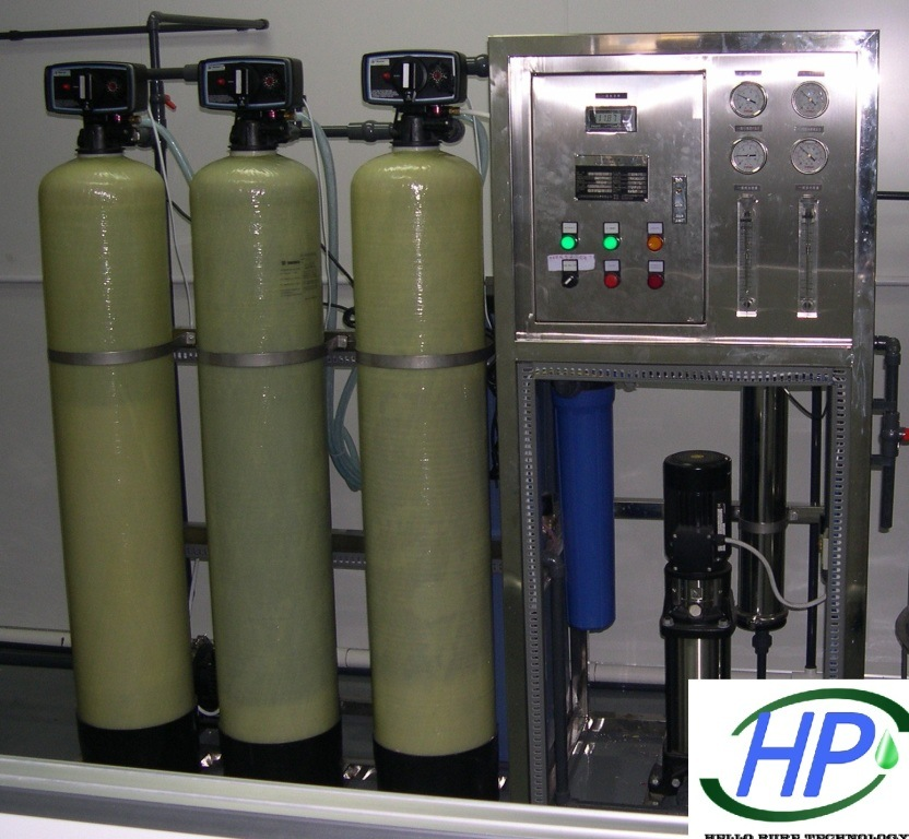 Manufacturer of 3000gpd RO Water Treatment Equipment