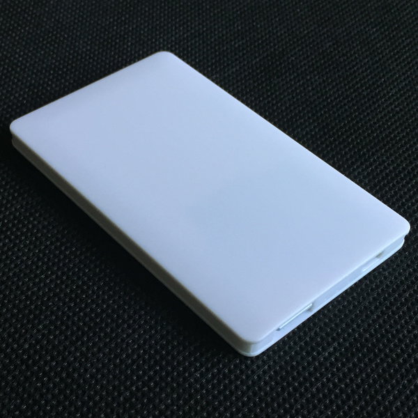 Christmas Promotional Gift Credit Card Ultra-Thin Mobile Power Bank (PB-J24)