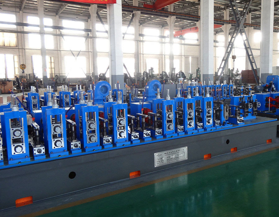 Wg76 High Frequency Tube Milling Machine
