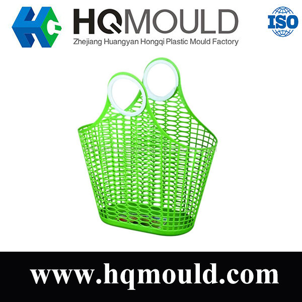 Professional Good Quality Plastic Basket Crate Molding