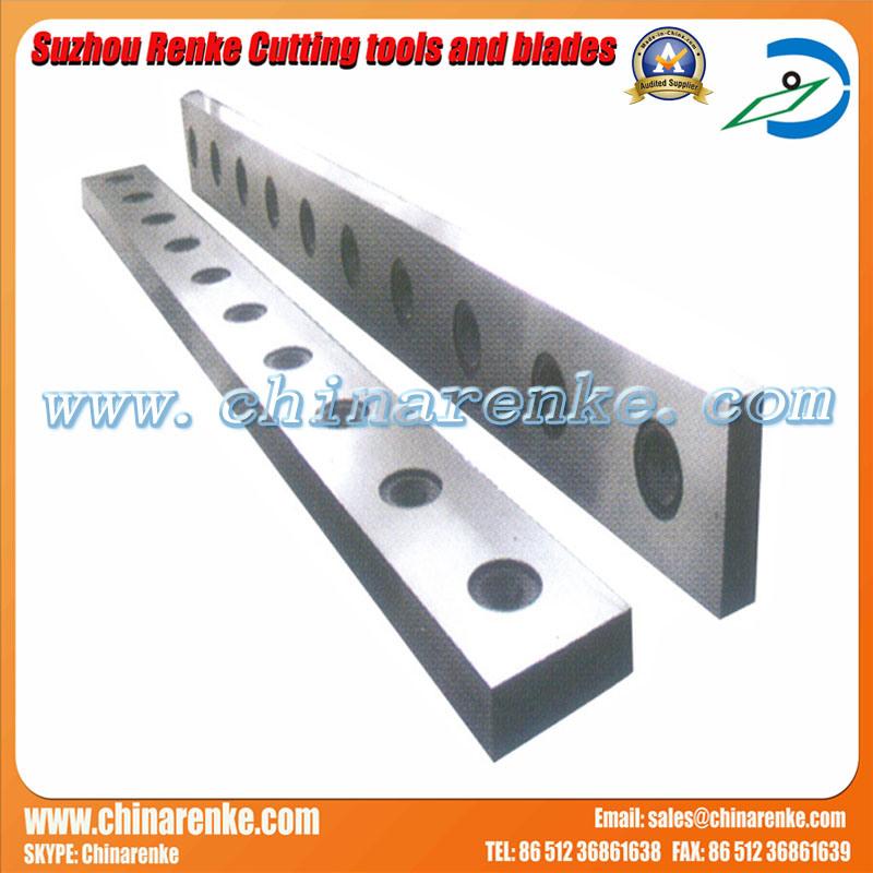 Shear Blades for the Hydraulic Cutting Machine