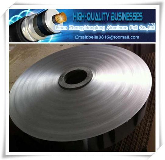 Cable Shielding Tape (Aluminium foil polyester film laminated)
