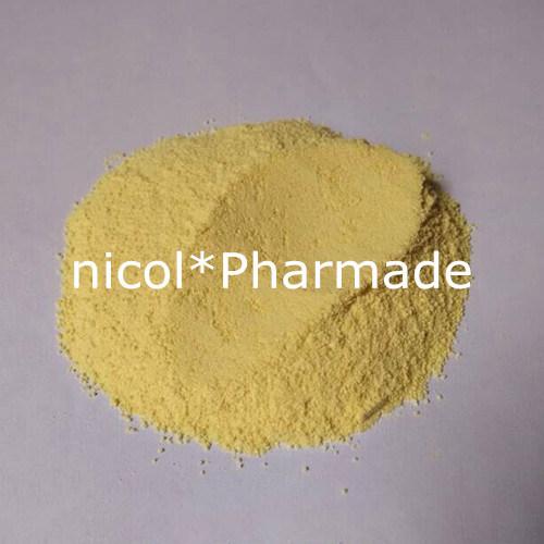 99% Dark Yellow Trenbolone Acetate Anabolic Steroid Raw Powder