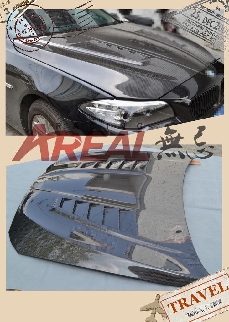 Carbon Fiber Auto Bonnet Hood
