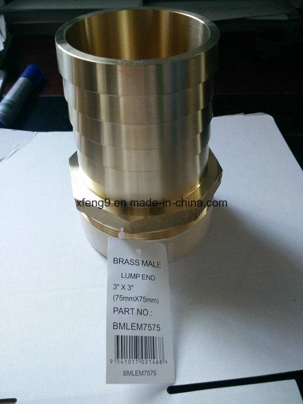 3inch Brass Male Hose Barb Adapter Fitting
