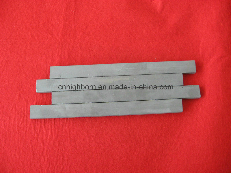 High Silicon Nitride Ceramic Shaft Strips/Si3n4 Strips