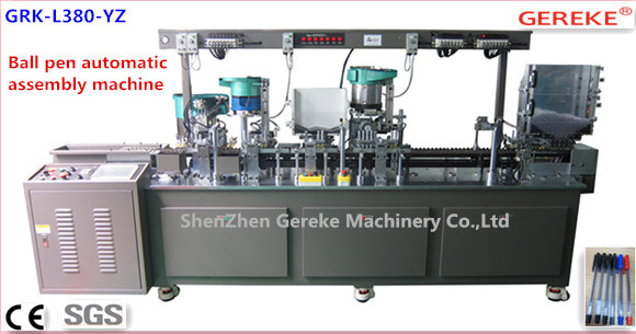 Ball Point Pen Automatic Assembly Machine