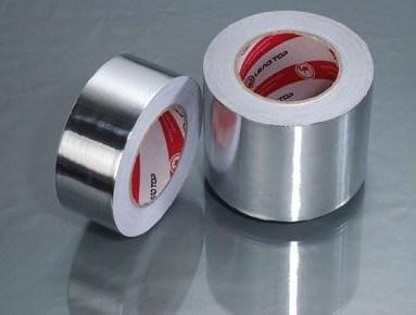 50mic Solvent Acrylic Adhesive Aluminium Foil Tape Used for Refrigerator