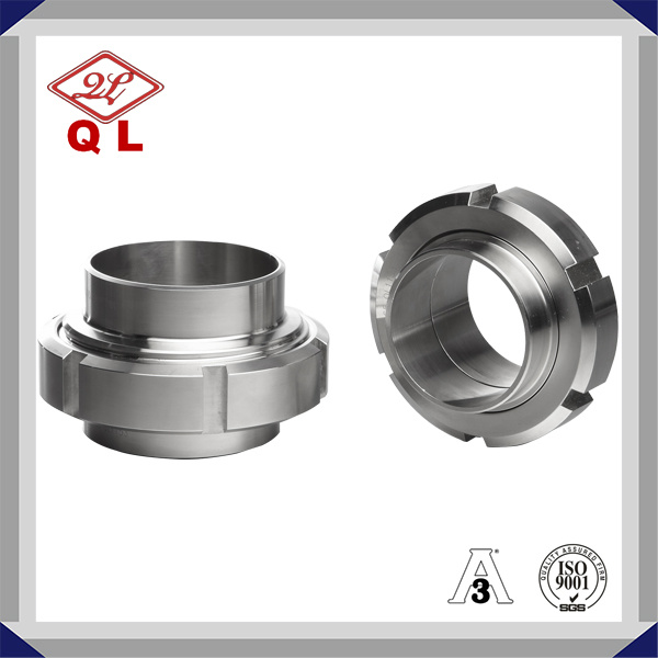 304/316L Sanitary Stainless Steel Fitting DIN 11851 Union
