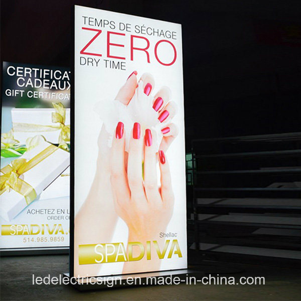 Product Advertising for LED Light Box