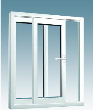Latest Design UPVC/PVC Sliding Window