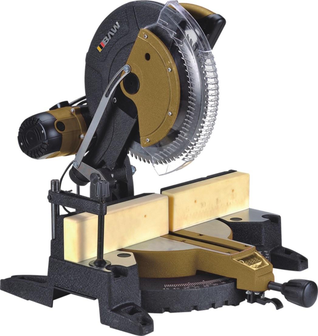12 Inch Belt Drive Miter Sawpower Tool (89007)