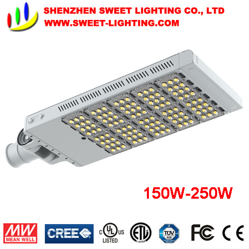 Good Quality IP65 LED Street Light with CREE/Osram/Philips Chips