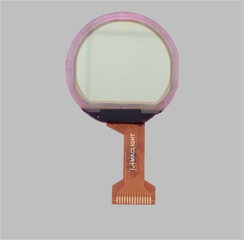 1.07 Inch Rould OLED Display Module Circle Smart Watch Circular