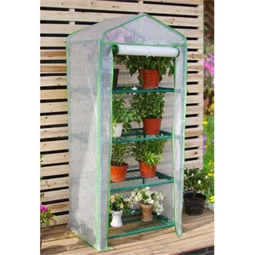 4 Tier Mini Greenhouse with PE Cover